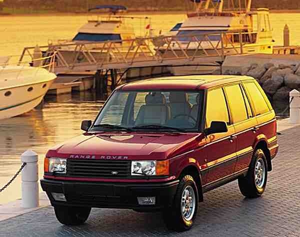 The cars : Range Rover P38 development story