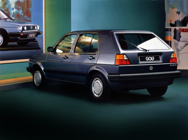 Volkswagen Mk2: Dumpy, dull, and a step back from its predecessor. So why is it so loved now?