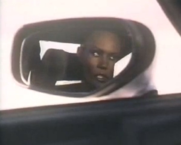Citroen CX advert, starring Grace Jones