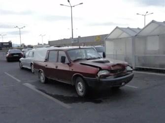 Dacia truck
