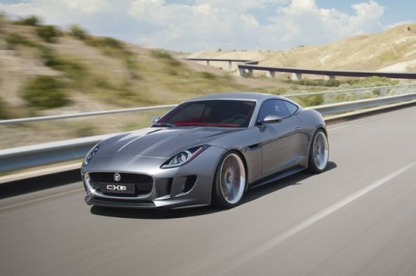 Jaguar C-X16 in production form will look little different to the concept