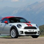 MINI Coupe can't be criticised for being boring looking...