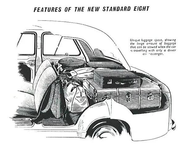 Standard Eight Boot