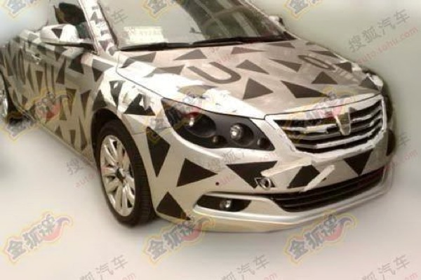 Exciting technology for Roewe 550 and 750