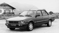 As tough as old boots, but also styled like one - The rugged Peugeot 505