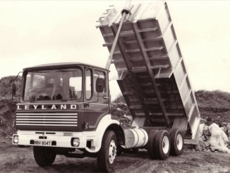 Leyland Bison 6x4 Tipper With 500 Turbo