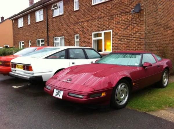 Three V8s is just greedy!