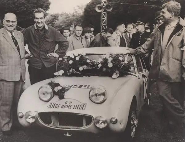 MG - Car 69