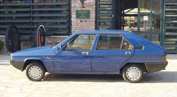 Reliant/Anandol FW11 prototype