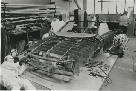 Panther 6 in production
