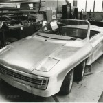 Panther 6 prototype with its external panels now fitted