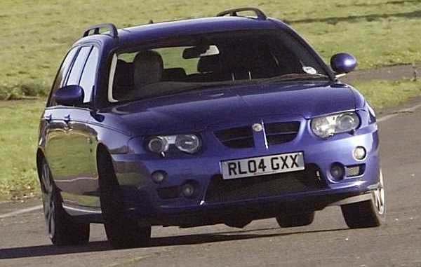 The MG ZT and Rover 75 were also topic of many a blog five years ago.