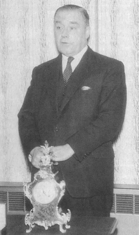 Stanley Markland