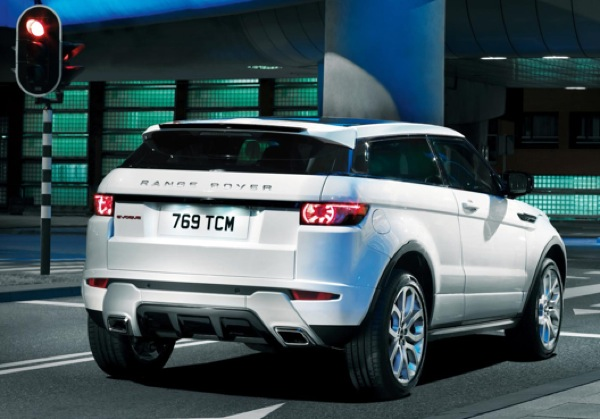 Range Rover Evoque is your winner