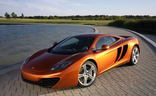 McLaren-12c: Proof that the British car industry is alive and well, and right at the cutting edge!