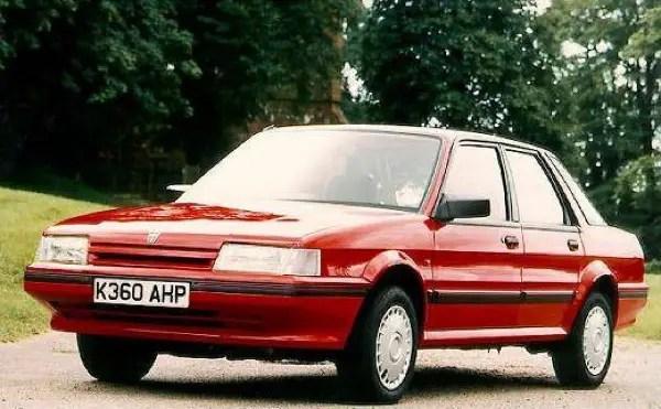 Montego Turbo diesel was a 60mpg mile-muncher.