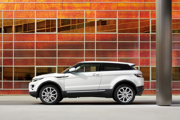 AROnline's reader car of the year for 2012: The Range Rover Evoque