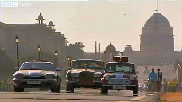 Top Gear's India special was a miss...