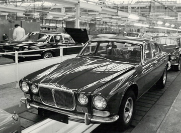 Jaguar production