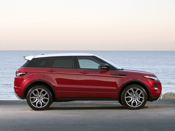 You voted the Evoque as your favourite new British car going into 2012. And rightly so.