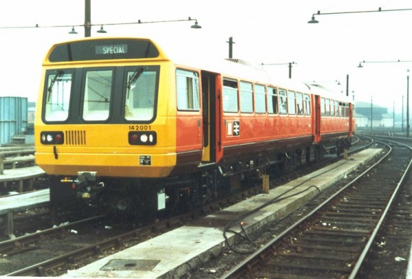 Rail Projects : The BRE-Leyland Pacers - the dream becomes a nightmare