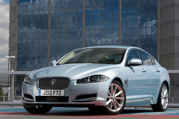 Latest XF packs 160bhp for £30,000