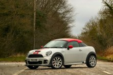MINI Coupe 1.6T John Cooper Works