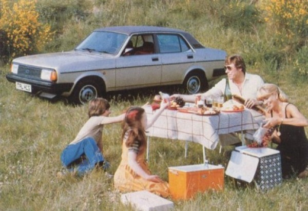 Essay : Not their finest hour - Morris Marina and Ital