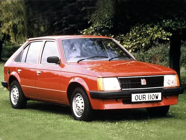 Vauxhall cavalier mk2 mk II 1.8 1800i 1981 1982 1983-1988 alternator
