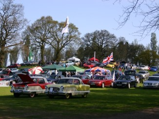 Pride of Longbridge 2011 attracted a wide variety of cars