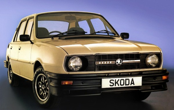 Skoda Estelle was a memorable steer