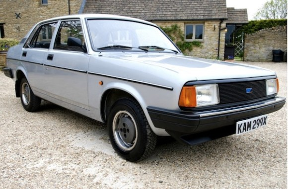 Morris Ital with 300 miles on eBay