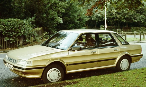 The Montego 1.6L - One of the few cars that were a mechanics dream to maintain or service