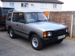 Launch Land Rover Discovery is currently on eBay