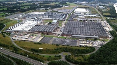 Ellesmere Port Today - Since the demise of Luton, Vauxhall's only remaining UK car manufacturing plant