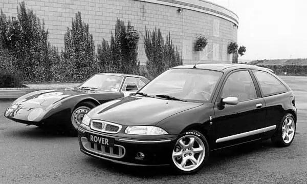 Rover 200BRM LE