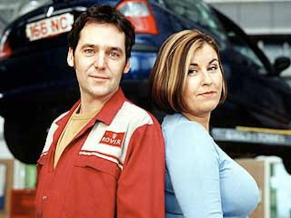 Liza Tarbuck was the undoubted star of Linda Green
