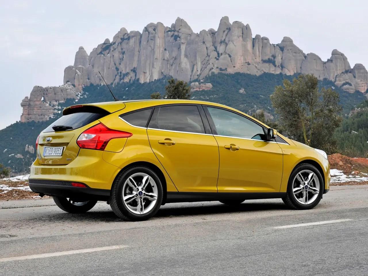 Ford focus 1 0 litre ecoboost