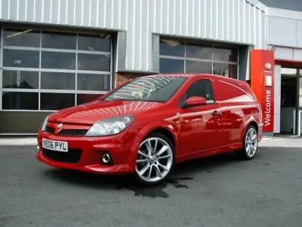 2008 Vauxhall Astravan VXR