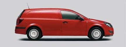2012 Vauxhall Astravan