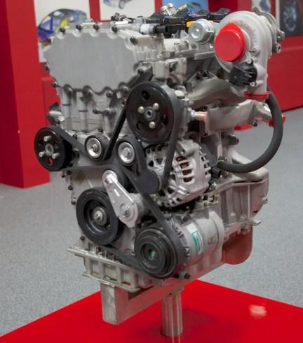 SMTC UK's New Large Engine in turbocharged form