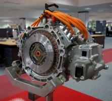 SMTC UK's new Plug-in Hybrid Powertrain