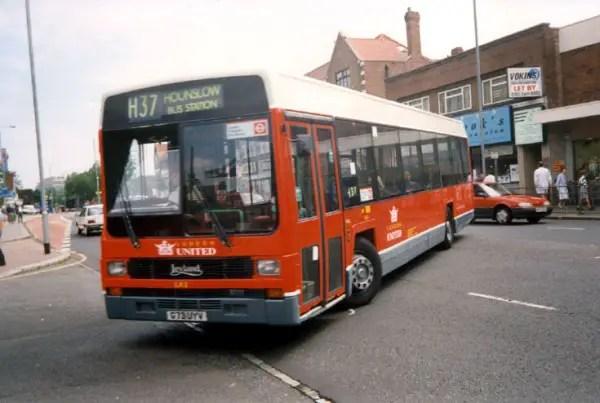 Essays : Leyland Bus U2013 The Declining Years
