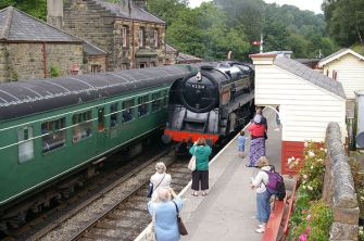 Goathland station - as seen on Film and TV