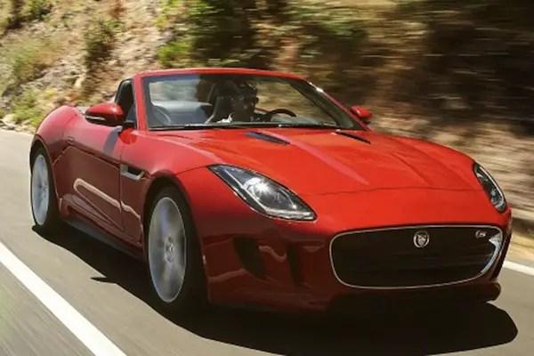 Jaguar F-type (picture: autoweek.nl)