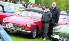 Generation Game - Proof the the MGB is not just for us oldies!