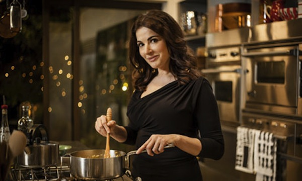 Next week I'll be back with Nigella - I'll never get back the hour of my life I wasted on 'Classic Car Rescue'
