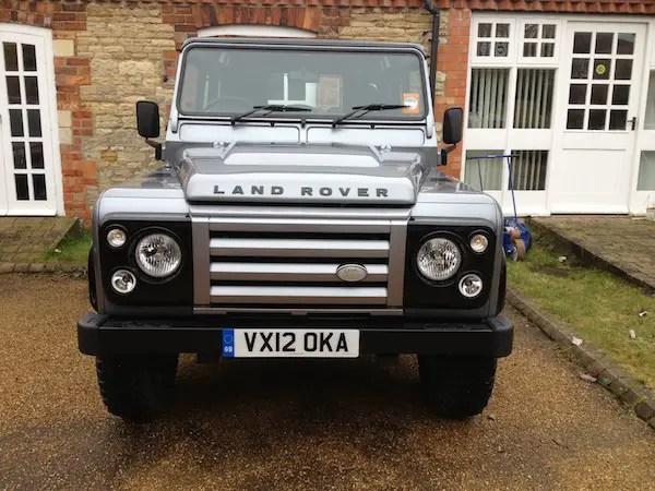 2012 Land Rover XTech