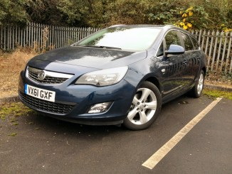 Astra Sports Tourer is in good shape again