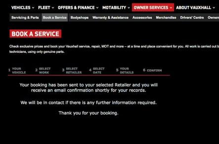 Online servicing seems easy. It is.